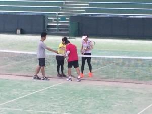 黒田プロ・岡本プロ チャレンジマッチ