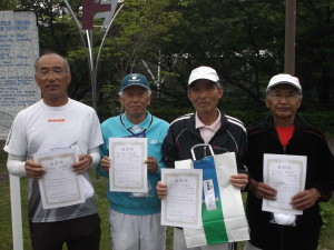 男子準優勝H28.4.27