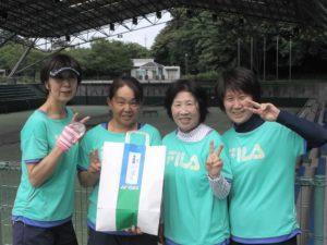 女子準優勝R1.6.26